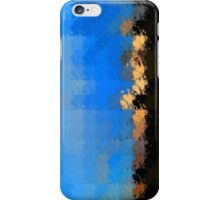 iPhone Case of painting Edgy.. iPhone Case/Skin