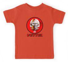 SEBASTIAN VETTEL #5_2015 Kids Tee