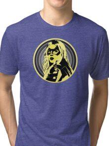 Arrow: Black Canary Tri-blend T-Shirt