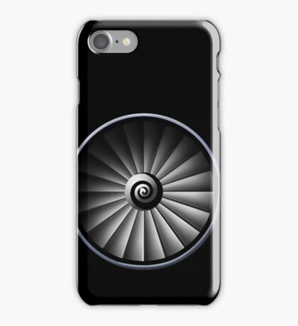 Jet Engine iPhone Case/Skin
