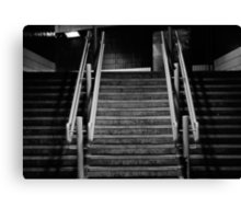 Lime Street Staircase Canvas Print