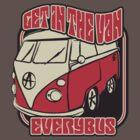 Get In The Van! by adoom