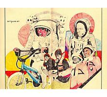 spacemen Photographic Print