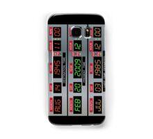 Time Circuits Samsung Galaxy Case/Skin