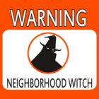 Neighborhood Witch by DangeRuss