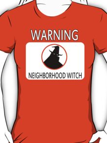 Neighborhood Witch T-Shirt