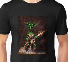 Goblin with BT1000 Turkey Gun Unisex T-Shirt
