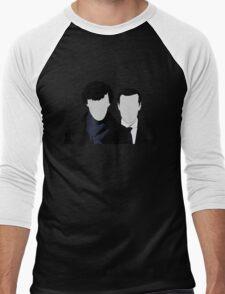 Consulting Detective/Criminal Men's Baseball ¾ T-Shirt