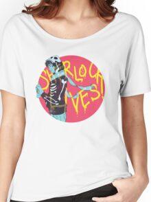 Sherlock Lives Women's Relaxed Fit T-Shirt