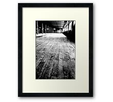 Mill 2 Framed Print