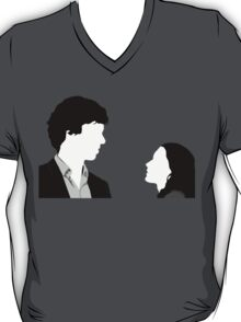 Sherlock And Irene T-Shirt