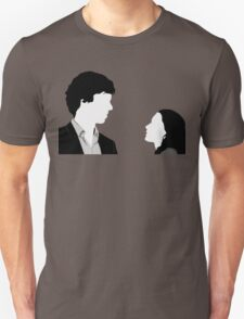 Sherlock And Irene Unisex T-Shirt