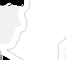 Sherlock And Irene Sticker
