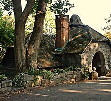 Gardener's Stone Cottage at Skylands Manor, Ringwood State Park NJ by Jane Neill-Hancock