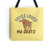 TOTES LOVE MA GOATS Tote Bag