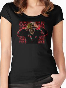The Killing Nightmare Women's Fitted Scoop T-Shirt