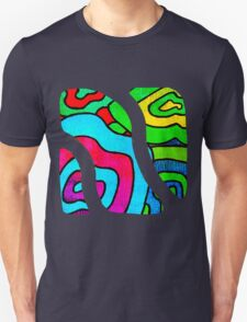 BINGE - Psychedelic artwork Unisex T-Shirt