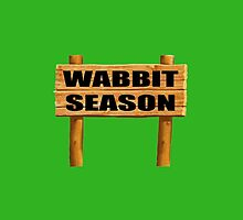 Wabbit season by chantelle bezant