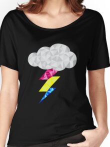 Pansexual Storm Cloud Women's Relaxed Fit T-Shirt