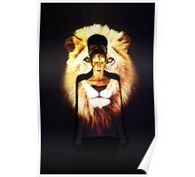 Projection Project - Soul of a lion Poster