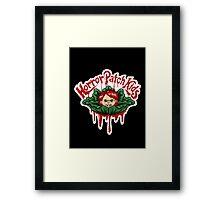 Horror Patch Kids: Charles Framed Print