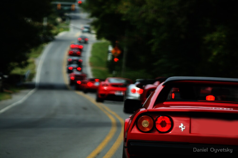 Lamborghini, Bentley, Maserati, Porsche, and you others I can't pronounce GET IN LINE!! by Daniel  Oyvetsky