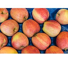 apple at the market Photographic Print