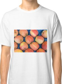 apple at the market Classic T-Shirt