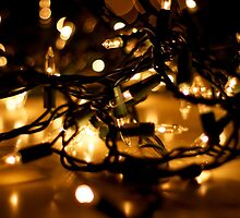 Christmas Lights by Parker Bass