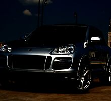 PORSCHE CAYENNE GTS FRIDAY THE 13TH EDITION!! by Daniel  Oyvetsky