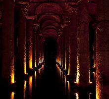 Basilica Cistern by JDFoto