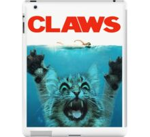 Meow Claws Parody iPad Case/Skin