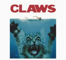Meow Claws Parody Kids Tee