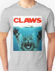Meow Claws Parody Unisex T-Shirt