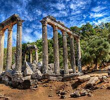 Temple of Zeus by JDFoto