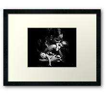 Nurturer Framed Print