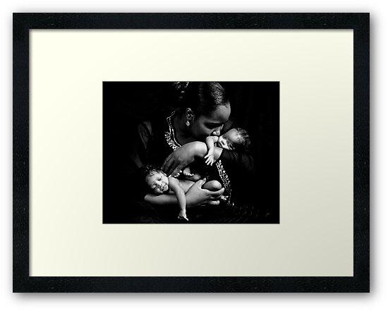 Nurturer by Sharon Elliott-Thomas