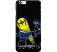 Gotham Knight Finn and Lumpy Parody iPhone Case/Skin
