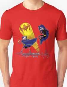 Gotham Knight Finn and Lumpy Parody T-Shirt