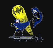 Gotham Knight Finn and Lumpy Parody Unisex T-Shirt