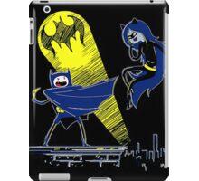 Gotham Knight Finn and Lumpy Parody iPad Case/Skin