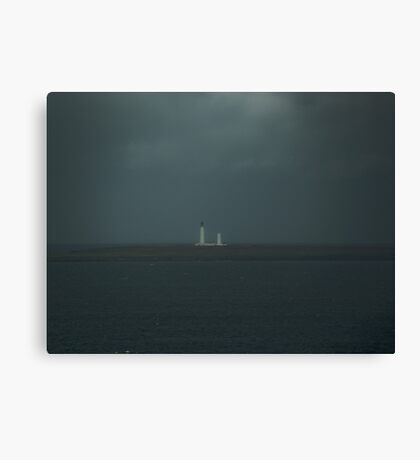 A lonely Vigil Canvas Print
