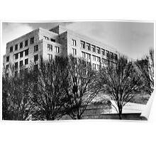 Atlanta Federal Reserve Building II Poster