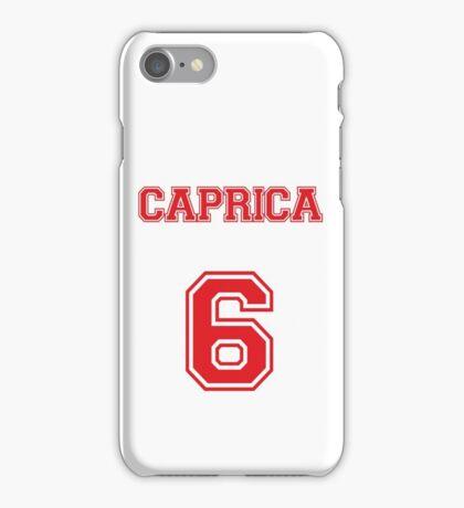 Caprica 6 iPhone Case/Skin