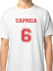 Caprica 6 Classic T-Shirt