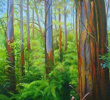 Kallista Mountain Ash by Dai Wynn