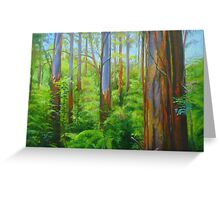 Kallista Mountain Ash Greeting Card