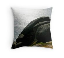 Granite Island  Throw Pillow