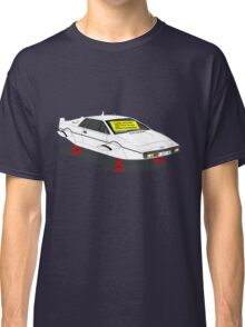 1976 Lotus Esprit - Slight Water Damage Classic T-Shirt