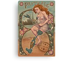 Prothese Canvas Print